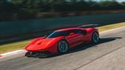 Ferrari P80/C es un súper auto único en su especie