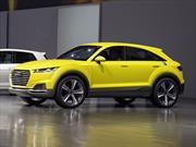 Audi TT offroad concept, o el Q3 Sportback