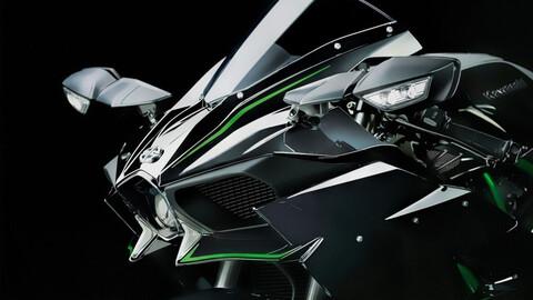 Kawasaki se reestructura y lanza un nuevo logo