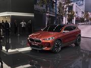 BMW X2 Concept, el hermano deportivo del X1