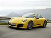 Porsche 911 Carrera T 2018: menos peso, mejor performance