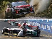 ¡Es oficial! Llega el WRC y la Formula E a Chile