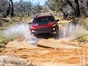 Jeep Cherokee Trailhawk se lanza en Argentina