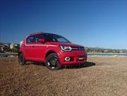 Suzuki Ignis 2017 llega a México desde $194,990 pesos.