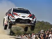 WRC Argentina 2018: Tanak y Toyota festejaron en Córdoba
