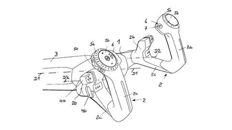 BMW patenta un volante de tipo joystick