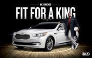 Lebron James añade a su colección de autos un Kia K900 2015