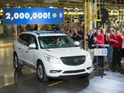 La planta de Lansing Delta Township de GM alcanza 2 millones de unidades producidas