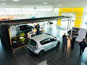 Renault Store, el concesionario vanguardista