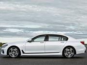 Nuevo BMW Serie 7, casi de ciencia ficción