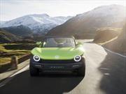 Volkswagen I.D. Buggy Concept, resucita un clásico, pero ahora es eléctrico