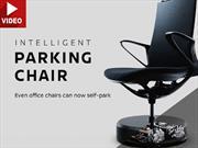 Video: Nissan crea sillas que se estacionan solas