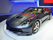 Chevrolet Corvette Stingray Convertible debuta en Ginebra