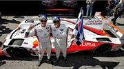 Juan Pablo Montoya y Dane Cameron ganaron en Laguna Seca