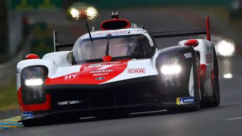 24 Horas de Le Mans 2021: Pechito López y Toyota son los ganadores