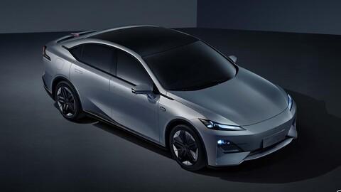 Changan adelanta sus futuros sedanes, incluyendo un modelo 100% eléctrico