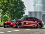 Conoce el Mercedes-AMG GT S modificado por Prior Design