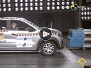 Video: Tres estrellas para el Renault Kwid en las pruebas de Latin NCAP