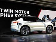 Mitsubishi Engelberg Tourer, los SUVS híbridos vienen en camino