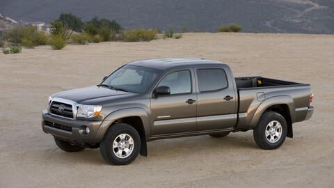 Motor de arranque: Cuando un Versa puede ser mejor que una Tacoma