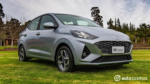 Hyundai Grand i10 Sedán 2022, ahora también con cola