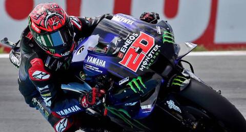 MotoGP ya tiene nuevo campeón con dos fechas de anticipación