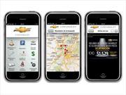 Chevrolet lanza aplicación para smartphones