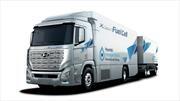 Hyundai H2 Xcient, un peso pesado muy ecológico