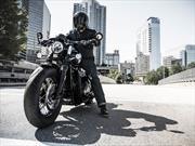 Triumph Motorcycles Chile crece un 23% durante 2017