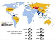 Se han vendido más de 3 millones de Chevrolet Cruze en el mundo
