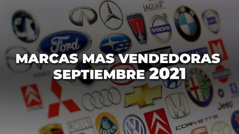 Top 10: las marcas más vendedoras de Argentina en septiembre de 2021