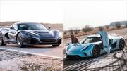 Koenigsegg y Rimac Automobili llegan a México de la mano de Grupo Grand Chelem