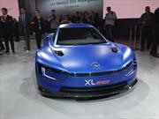 Volkswagen XL Sport Concept debuta