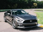 Ford Mustang EcoBoost 2016 a prueba