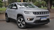 Jeep Compass 2020 se presenta en Argentina