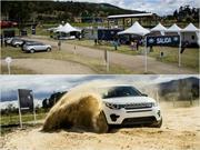 Land Rover 4x4 Track, emoción al límite