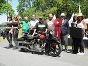 Autoclásica 2017: Las motos también tuvieron su fiesta