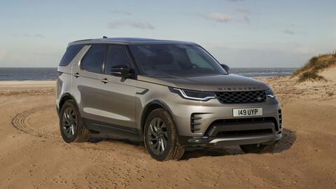 Land Rover Discovery 2021, los cambios vienen por dentro