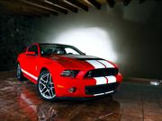 Ford Mustang Shelby GT500 2013 a prueba