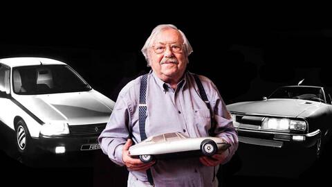 Murió el creador de la Renault Fuego