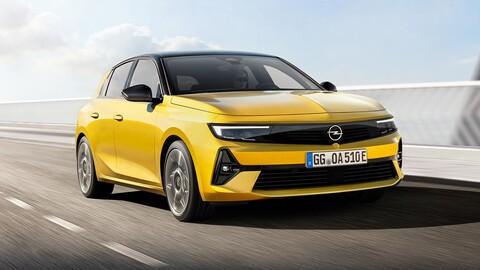 Opel Astra 2022, tecnología y estilo futurista para la nueva generación