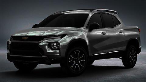 ¿Chevrolet Montana? GM anuncia la producción de una nueva pickup