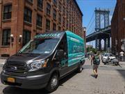 Ford Chariot, el sistema de transporte que debuta en Nueva York