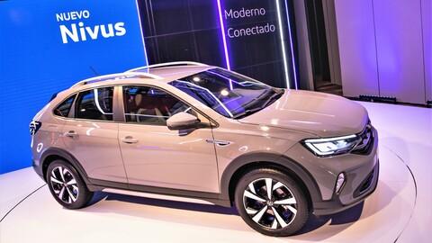 Volkswagen Nivus 2021 se presenta en Colombia