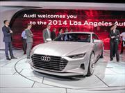 Audi Prologue Concept, el futuro de los cuatro aros