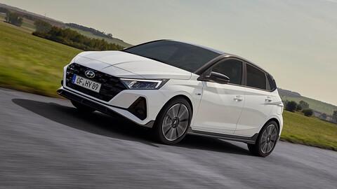 Hyundai i20 N Line 2021, sin la potencia pero con toda la actitud