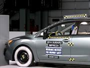 Subaru Impreza y XV Crosstrek 2014 ganan Top Safety Pick + del IIHS
