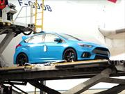 Video: Ford Focus RS 2016 llega a Estados Unidos