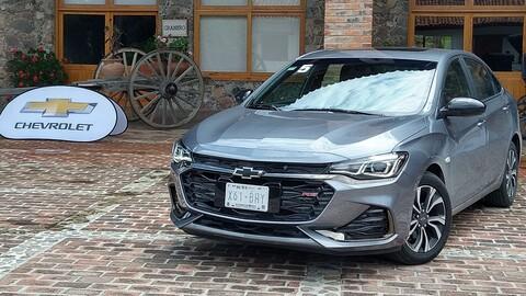 Chevrolet Cavalier Turbo 2022 llega a México, conoce las versiones y precios