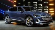 Audi e-tron Sportback 2020, el estilo coupé se vuelve eléctrico